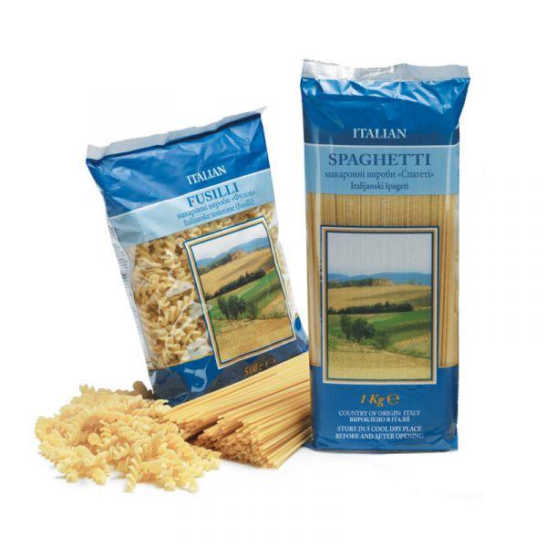 """Italienische Teigwaren """"Spaghetti"""""""