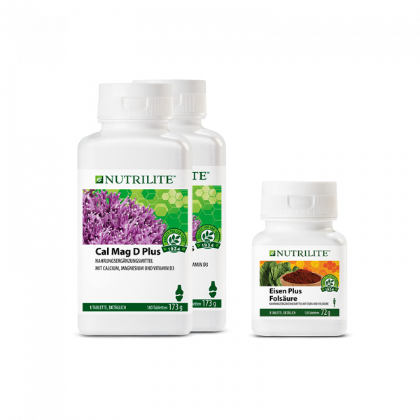 "Set ""In Kürze Mama"" NUTRILITE™"