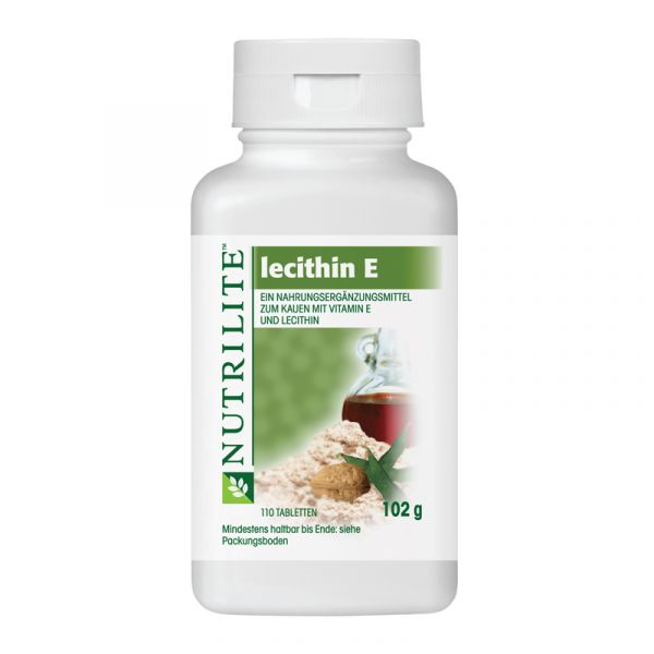 Lecithin E Kautabletten NUTRILITE™