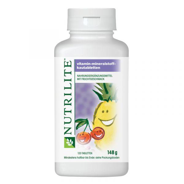 Vitamin-Mineralstoff-Kautabletten NUTRILITE™