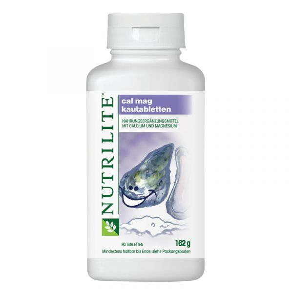Cal Mag Kautabletten NUTRILITE™
