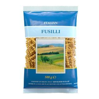 """Italienische Teigwaren """"Fusilli"""""""