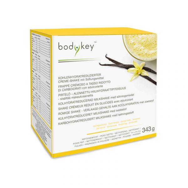 Kohlenhydratreduzierter Shake Vanillegeschmack bodykey™