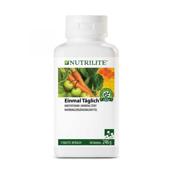 Einmal Täglich Großpackung NUTRILITE™