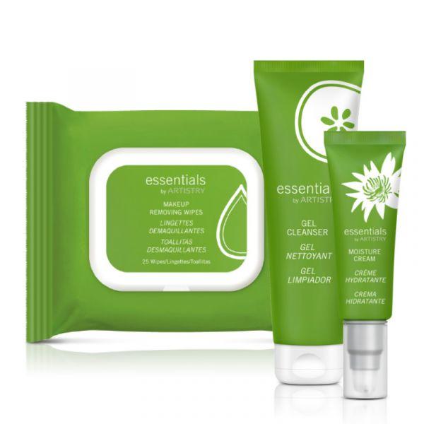 AMWAY Set für normale bis trockene Haut - essentials by ARTISTRY™