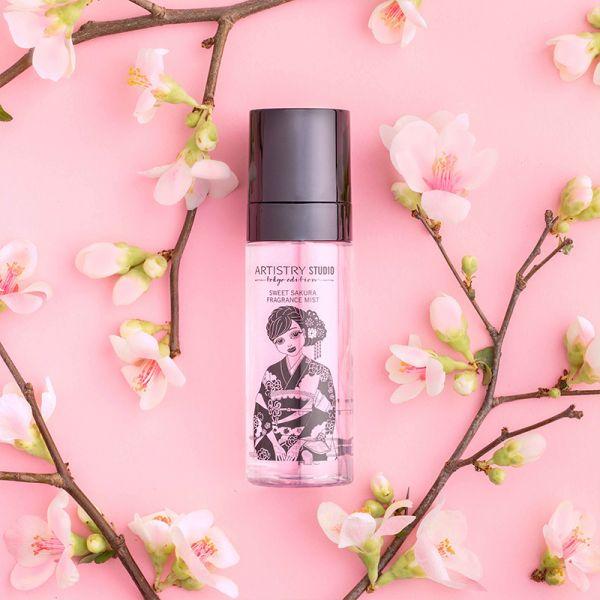 Sweet Sakura Duftendes Körperspray ARTISTRY STUDIO™ Tokyo Edition