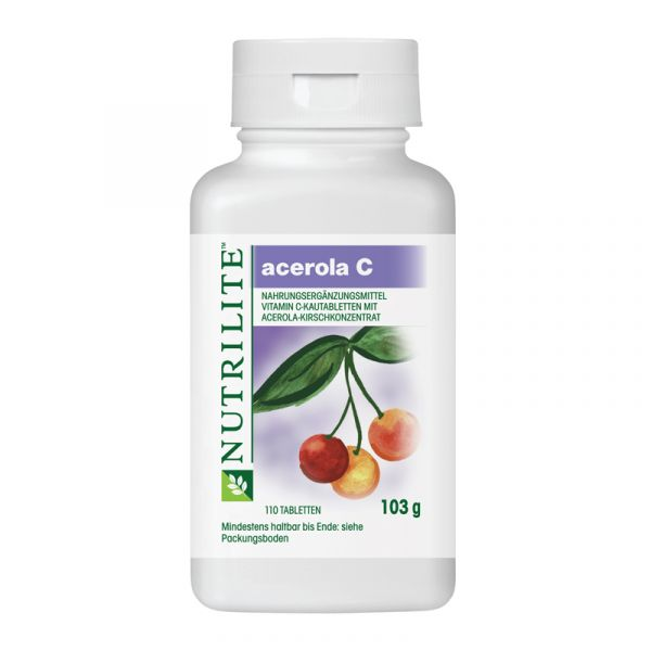 Acerola C Kautabletten NUTRILITE™